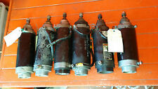 Mercury starter motors suit V6 and 4 cylinder motors 8,9,10 tooth