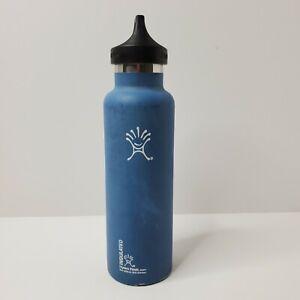 Hydro Flask - 21oz Standard Mouth Water Bottle - Blue / Sky - Twist Cap