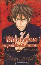 BIENVENUE AU PALAIS DE L'AMOUR One Shot Mayu Shinjo MANGA shonen