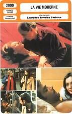 FICHE CINEMA : LA VIE MODERNE - Huppert,Pierrot,Barbosa 2000 Modern Life