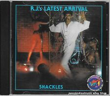 R.J'S Latest Arrival SHACKLES 2001 Henry Stone Music USA Cdr OOP RARE