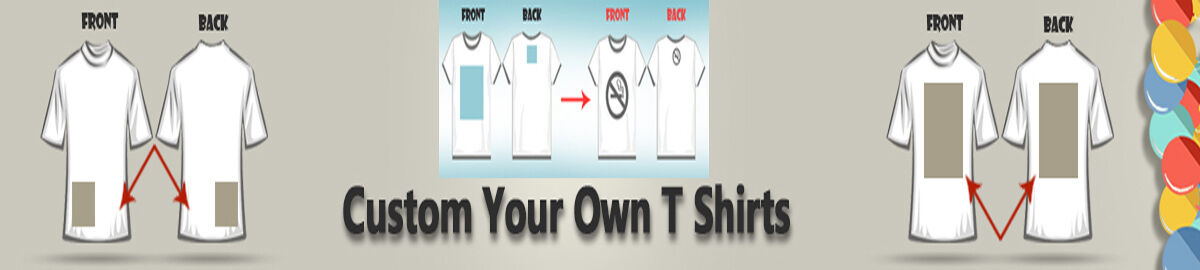 Custom Your Own T Shirts