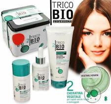 Herbals Trico Bio Végétalien Réparation Profonde Shampooing Baume Sérum