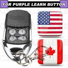 371RGD Garage Door Opener 1 button Remote 315Mhz 317RGD Key Chain-