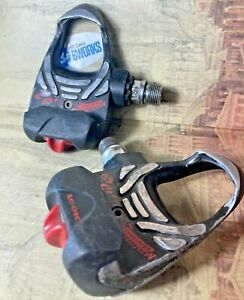 LOOK PP396 LAURENT JALABERT FREE ARC CLIPLESS ROAD CYCLING BIKE PEDALS