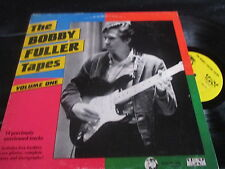 BOBBY FULLER THE BOBBY FULLER TAPES VOLUME ONE RHINO 057 US 83 ROCKABILLY