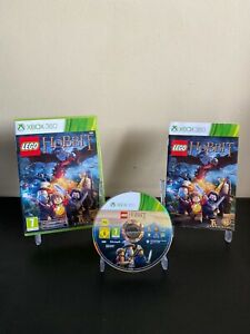 Lego The Hobbit Xbox 360 Complete With Manual