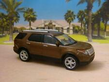 5th Gen 2011–2019 FORD EXPLORER Sport Utility Vehicle 1/64 Scale Limited Edit Z
