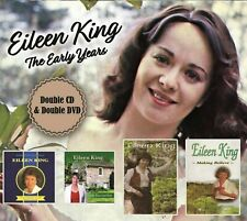 Eileen King - The Early Years (2019) | NEW & SEALED 2 CD + DVD BOX SET