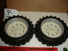 1/8 IH and Farmall Rear Rims and Tires - parts