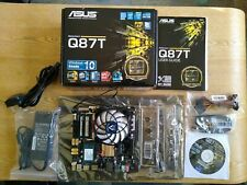 ASUS Q87T Thin Mini ITX 1150 Motherboard Intel i3 4170 3.7GHz CPU 8GB DDR3 RAM