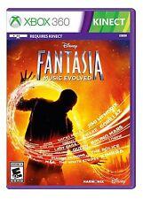 Fantasia: Music Evolved (Microsoft Xbox 360, 2014)~FREE SHIPPING!!