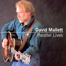 1 CENT CD Parallel Lives by David Mallett (CD, Oct-1997, Flying Fish)