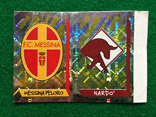 CALCIATORI 2000 1999-00 n 741 MESSINA PELORO NARDO' SCUDETTO Figurina Panini NEW