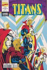 BD--TITANS N° 188--STAN LEE--SEMIC / SEPTEMBRE 1994