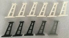 Lego Support Inclined Stanchion 2x4x5 4476 Spare Parts Lot of 11 Used