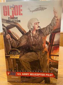 GI Joe Classic Collection GI JANE U.S. Army Helicopter Pilot Red Hair RARE 🔥🔥
