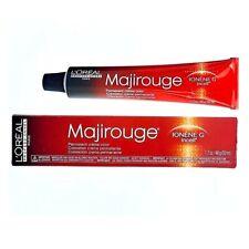L'Oreal Majirouge Permanent Creme Color 1.7 oz   Several Colors