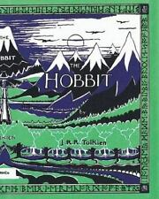 The Hobbit: Or There and Back Again by J.R.R. Tolkien Hardcover Book (English)