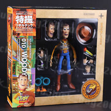"""Kaiyodo Revoltech 010 SCI-FI TOY STORY WOODY 5.5"""" Action Figure 100% Authentic"""