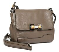 Marc By Marc Jacobs Taupe Leather Women's Crossbody Bag B1714