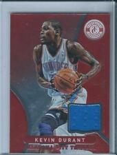 2012-13 TOTALLY CERTIFIED GAME JERSEY KEVIN DURANT