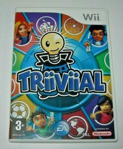 Triiviial Nintendo Wii (PAL España buen estado)