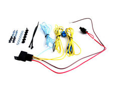 VW GOLF JETTA MK5 MK6 PASSAT B6 CC FOG LIGHT WIRING HARNESS KIT - 9006