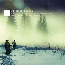 Pieter Wispelwey & Paolo Giacometti  – Schubert, Brahms: The Complete Duos CD