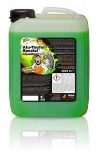 (EUR8,00/L) Tuga Chemie Alu-Teufel Spezial grün 5 Liter