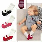 3 Pairs/set Baby Boys Girls Anti Slip Cotton Socks shoes 9-12CM for 0-18 Months