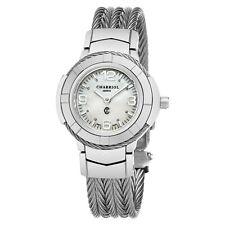 Charriol Women's Celtic MOP Dial Stainless Steel Quartz Watch CE426S640001