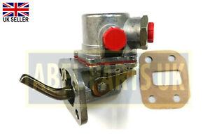 JCB Parts - 3CX Fuel Lift Pump (Project 12) WITH GASKET (17/913600, 17/401800)