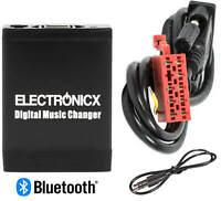 Adapter USB MP3 AUX Bluetooth Freisprechanlage Mercedes Benz