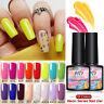 MAD DOLL 8ml Neon Nail UV Gel Polish Soak Off Manicuring Nail Art LED Varnish
