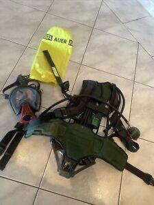 Atemschutzgerät MSA Air Max  Atemschutz / Tauchgerät MSA Auer Vollgesicht Maske