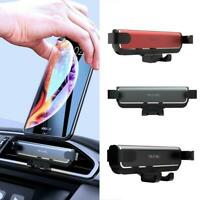 Universal Metal 360° Air Mount Stand Car Phone Holder For Mobile Cell Phone