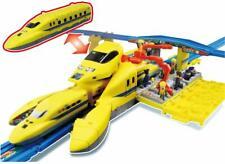 Transform into Plarail Base !! Super Big Doctor Yellow Set