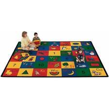 Carpets For Kids 1300 Blocks of Fun 5.83 ft. x 8.33 ft. Rectangle Carpet