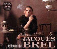 Jacques Brel - Ne Me Quitte Pas [CD]