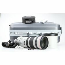 Canon EF 4,0/200-400 L IS USM mit Extender 1,4x + TOP (230929)