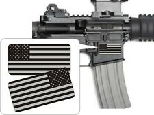 2 American Flag Black Ops Stickers Decals | AR-15 Lower Mag Flags AR15 Survival