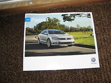 2017 17 VOLKSWAGEN VW PASSAT DEALER SALES BROCHURE BOOK CATALOG 16 PAGES