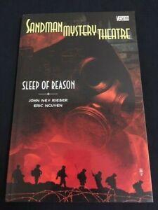 Sandman Mystery Theater -- Sleep of Reason graphic novel Reiber Nguyen DC 2007