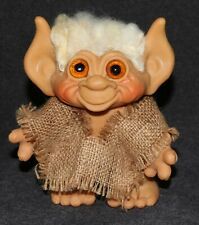 Troll Dam 1965 7 Inch Tailed with Clothes