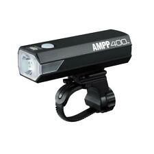 Front Bike Light Cateye AMPP 400 Black