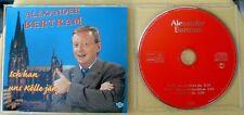 CD : Alexander Bertram - Ich han uns Kölle jän, Kölsch CD Single, 3 Lieder