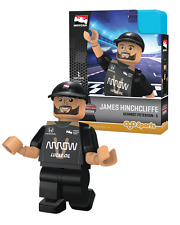JAMES HINCHCLIFFE #5 ARROW LUCAS OIL INDY CAR RACING OYO MINIFIGURE IN STOCK