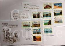 UNSEEN SRI LANKA SET OF 3 Sri Lanka Stamp First Day Cover