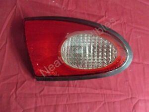 NOS OEM Ford Contour Backup Lamp Lens on the Trunk Lid 1995 - 1997 Left